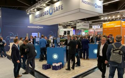 Die Hammer IT rockt gemeinsam mit Password Safe die it-sa 2018